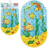 """Коврик для ванны """"Подводный мир"""" 69*39 см"""
