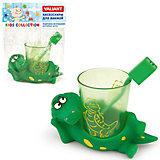 """Подставка со стаканом """"Крокодильчики"""""""