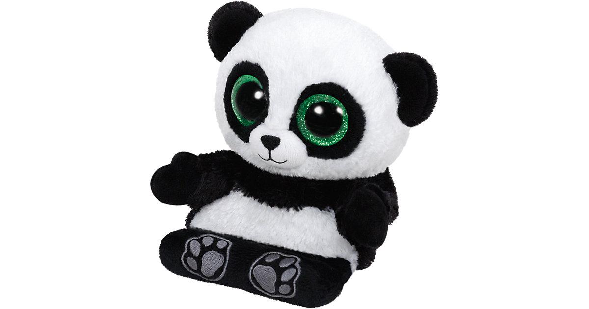 Peek-A-Boo Poo Panda, 15cm, Handyhalter