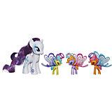 Пони Делюкс с волшебными крыльями, My little Pony,  B3014/B0358