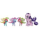 Пони Делюкс с волшебными крыльями, My little Pony,  B3015/B0358