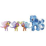 Пони Делюкс с волшебными крыльями, My little Pony,  B3016/B0358