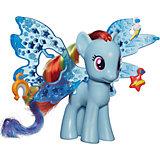 Пони Делюкс с волшебными крыльями, My little Pony,  B0671/B0358