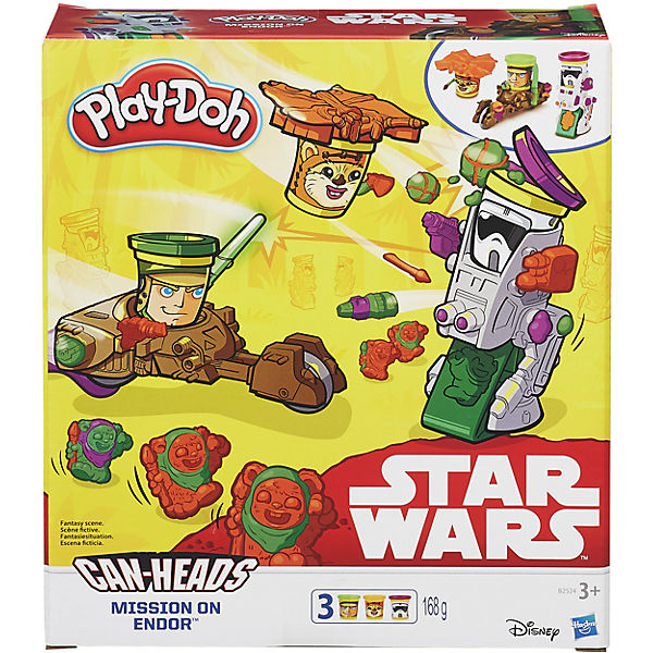 Транспортные средства героев Звездных войн, Play-Doh, var 1