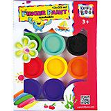 Пальчиковые краски, 12 цветов