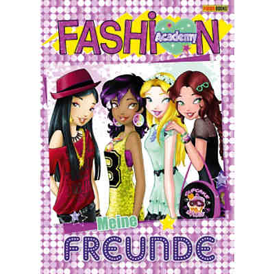 Fashion Academy - Freundebuch