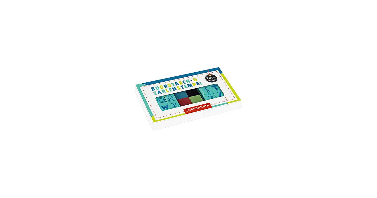 Buch - 100% selbst gemacht: Buchstaben- & Zahlen-Stempel