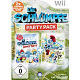 Wii Die Schlümpfe: Party Pack