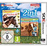 3DS 2in1 Mein Gestüt und Westernpferd