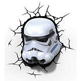"""Пробивной 3D светильник """"Штурмовик"""", Звёздные Войны"""