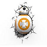 """Пробивной 3D светильник """"Дроид BB-8"""", Звёздные Войны"""