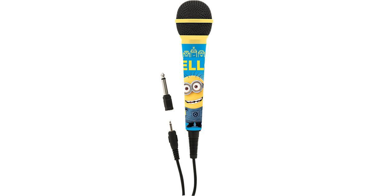 Vorschaubild von Minions Mikrofon