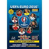Adrenalyn EURO 2016 Trading Cards STARTER-SET DeLUXE