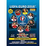 Adrenalyn EURO 2016 Trading Cards STARTER-SET