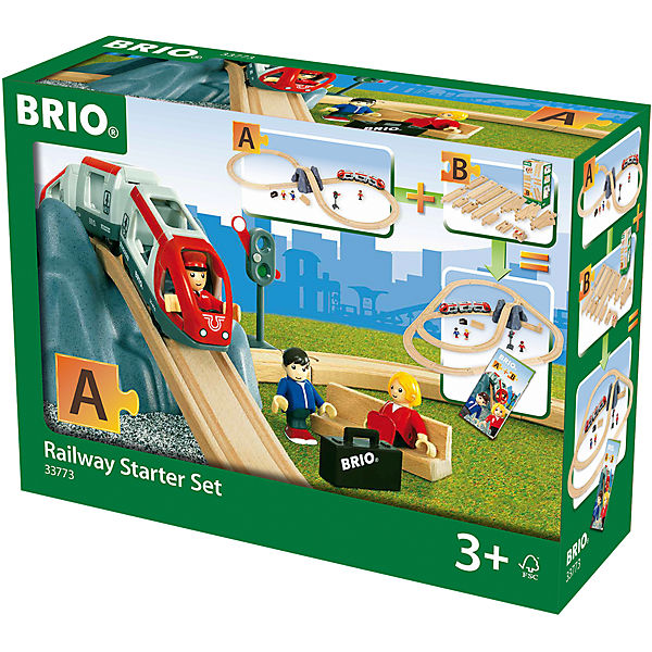 eisenbahn starter set a brio mytoys. Black Bedroom Furniture Sets. Home Design Ideas
