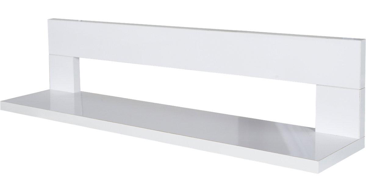 wandboard hochglanz weiss preisvergleich die besten. Black Bedroom Furniture Sets. Home Design Ideas