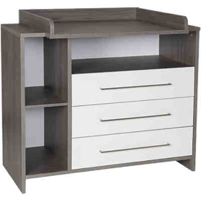 zubeh r wickelaufsatz f r kommode lumio kiefer massiv wei gewachst wellem bel mytoys. Black Bedroom Furniture Sets. Home Design Ideas