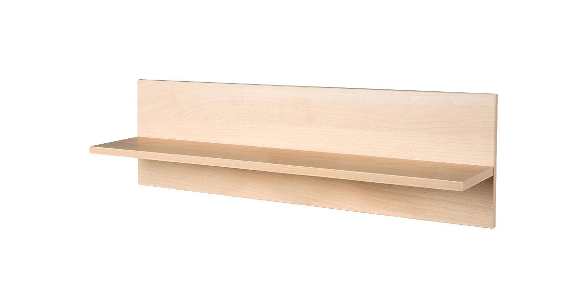 Wandboard Classic Buche, Holzdekor Buche