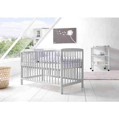 kinderbett kiefer natur massiv 60 x 120 cm mytoys. Black Bedroom Furniture Sets. Home Design Ideas