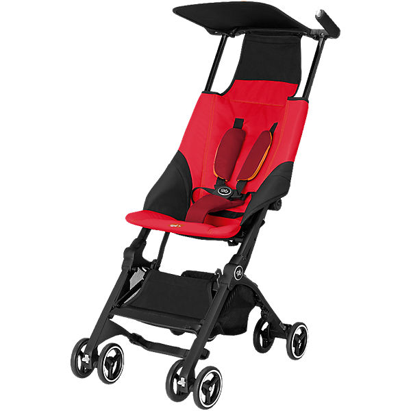 Buggy POCKIT, Dragonfire Red, 2016