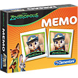 Memo Kompakt - Zoomania