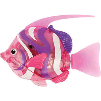 Robo Fish Tiefsee Wimplefish Pink