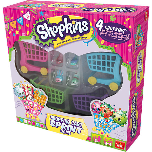 Shopkins Shopping Cart Sprint