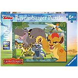 Puzzle Disney Lion King - Kion und seine Freunde 100 Teile