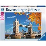 Puzzle Blick auf die Tower Bridge 1000 Teile