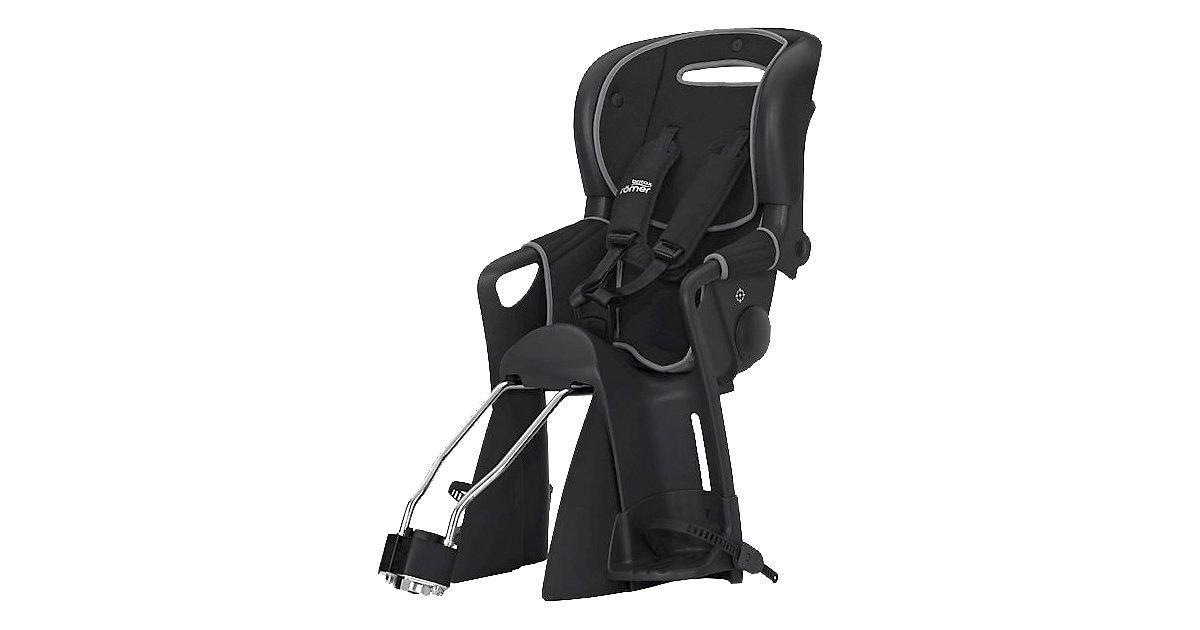 Jockey Comfort Fahrrad-Sicherheitssitz, Black / Grey schwarz-grau