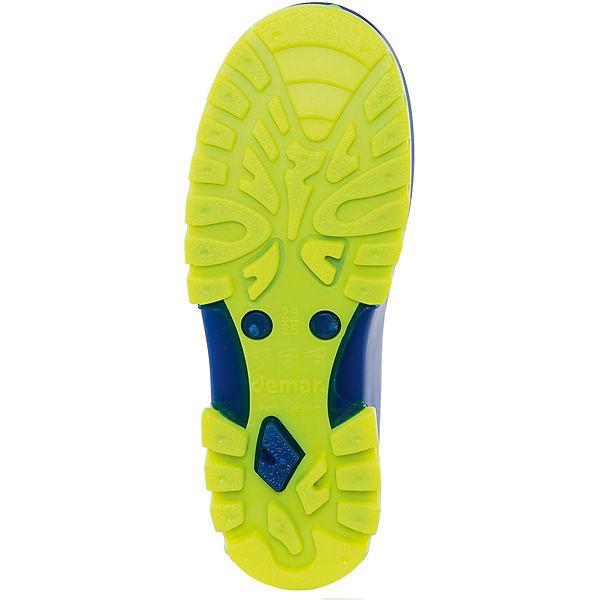 Резиновые сапоги Twister Lux Print для мальчика DEMAR