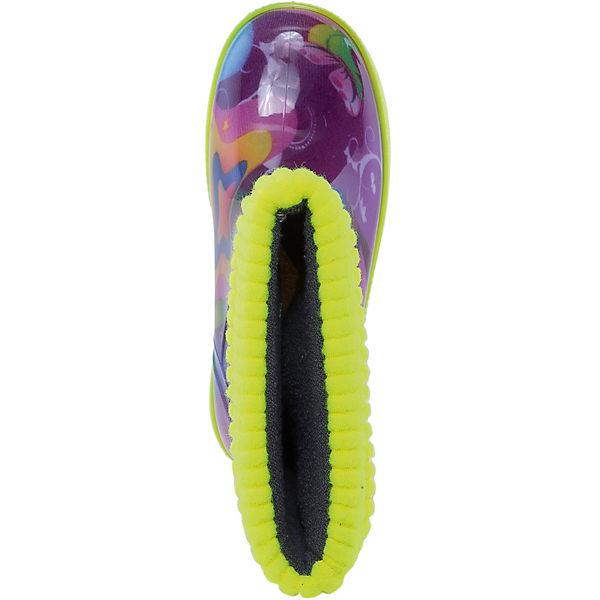 Резиновые сапоги Hawai Lux Exclusive для девочки DEMAR