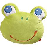 HABA 301343 Kuschekkissen Frosch