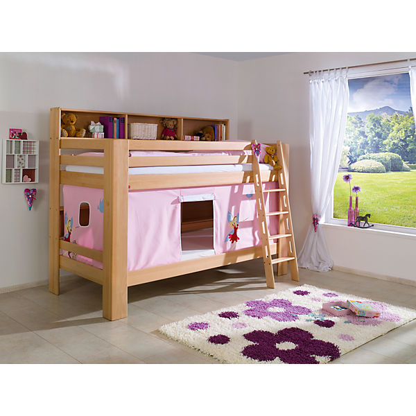 vorhangset f r spielbett inkl hakenband magnum beni und jan prinzessin relita mytoys. Black Bedroom Furniture Sets. Home Design Ideas