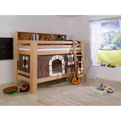 vorhangset f r spielbett inkl hakenband magnum beni und jan burg relita mytoys. Black Bedroom Furniture Sets. Home Design Ideas