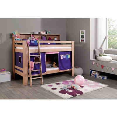 schreibtisch pluto buche massiv wei lackiert relita mytoys. Black Bedroom Furniture Sets. Home Design Ideas