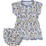 Baby Set aus Kleid + Höschen, Organic Cotton
