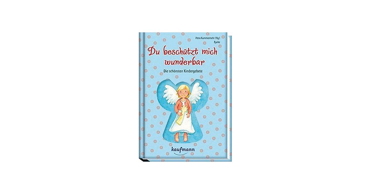 Buch - Du beschützt mich wunderbar, mit Schutzengel-Anhänger