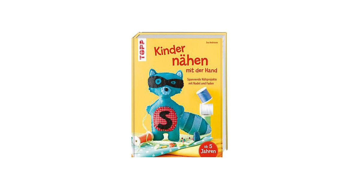 Buch - Kinder nähen mit der Hand
