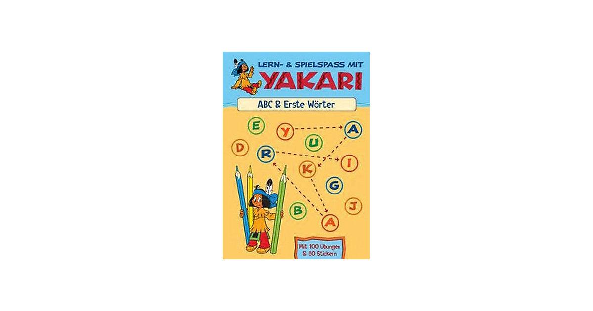 Buch - Lern- & Spielspass mit Yakari: ABC & Erste Wörter
