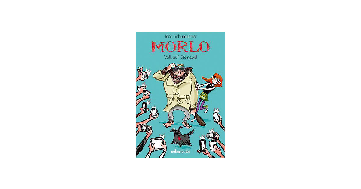 Buch - Morlo - Voll auf Steinzeit!