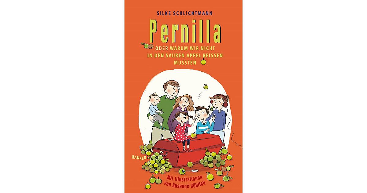 Buch - Pernilla oder Warum wir nicht in den sauren Apfel beißen mussten