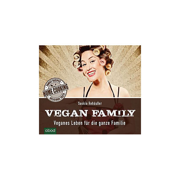 Vegan Family, 5 Audio-CDs
