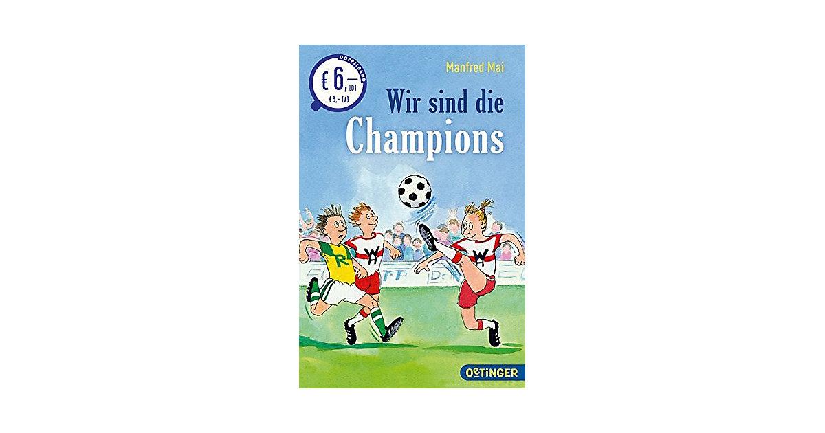Buch - Wir sind die Champions