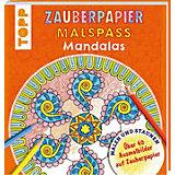 Zauberpapier Malspaß Mandalas