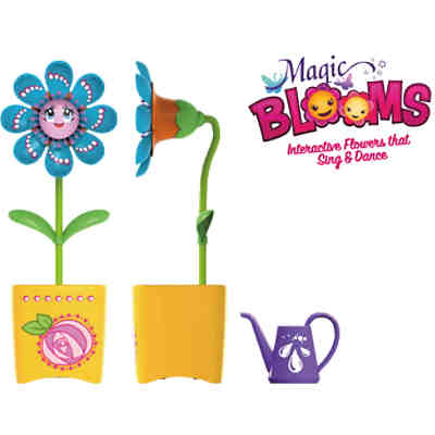 Magic Bloom einzeln blau