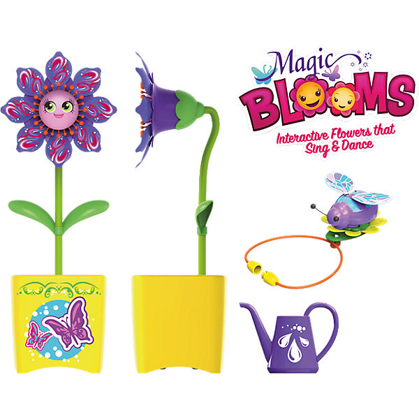 Magic Bloom pink + Magic Bug Biene