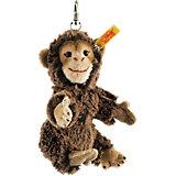STEIFF Schlüsselanhänger Affe