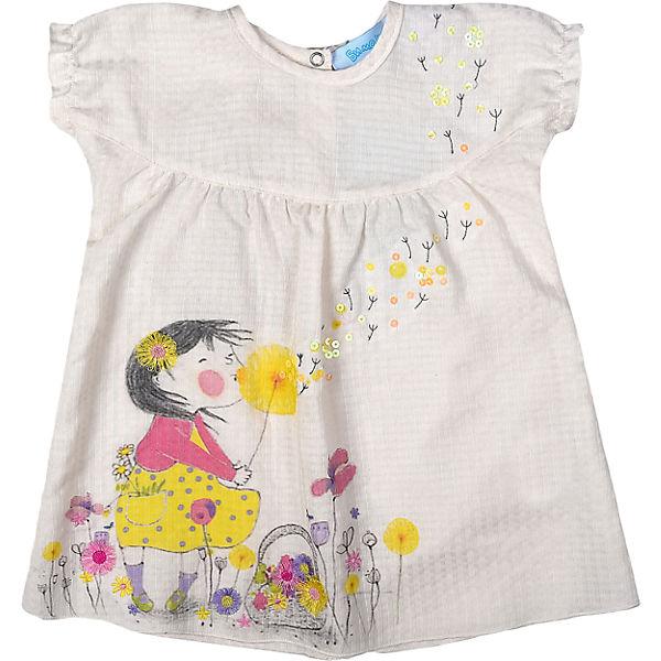 Платье для девочки Бимоша - белый