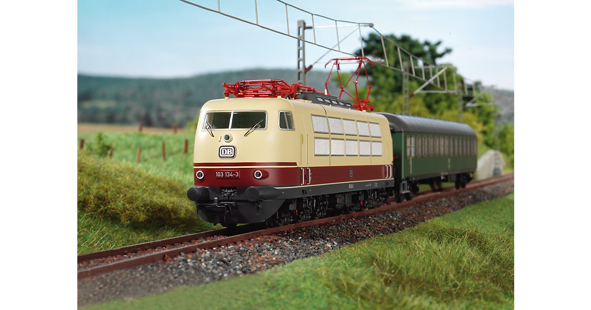 Spur H0 E-Lok BR 103 DB IV